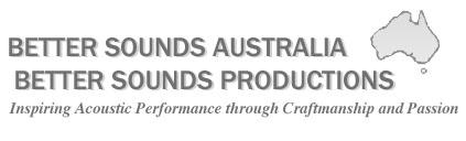 Better Sounds Australia - fix instruments2016