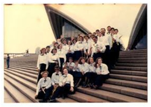 The Lismore City Concert Band has been running since 1979.
