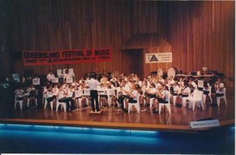 Brisbane festival of music in October 1994