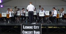 Lismore Show Performance 2015