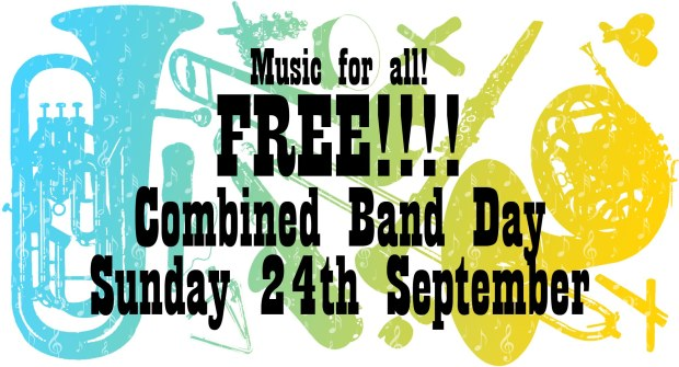 combined band day event banner